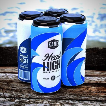Kane Brewing Company - Head High (picture courtesy of Kane Brewing Company)