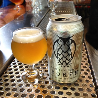 Night Shift Brewing - Morph (4/23/15)