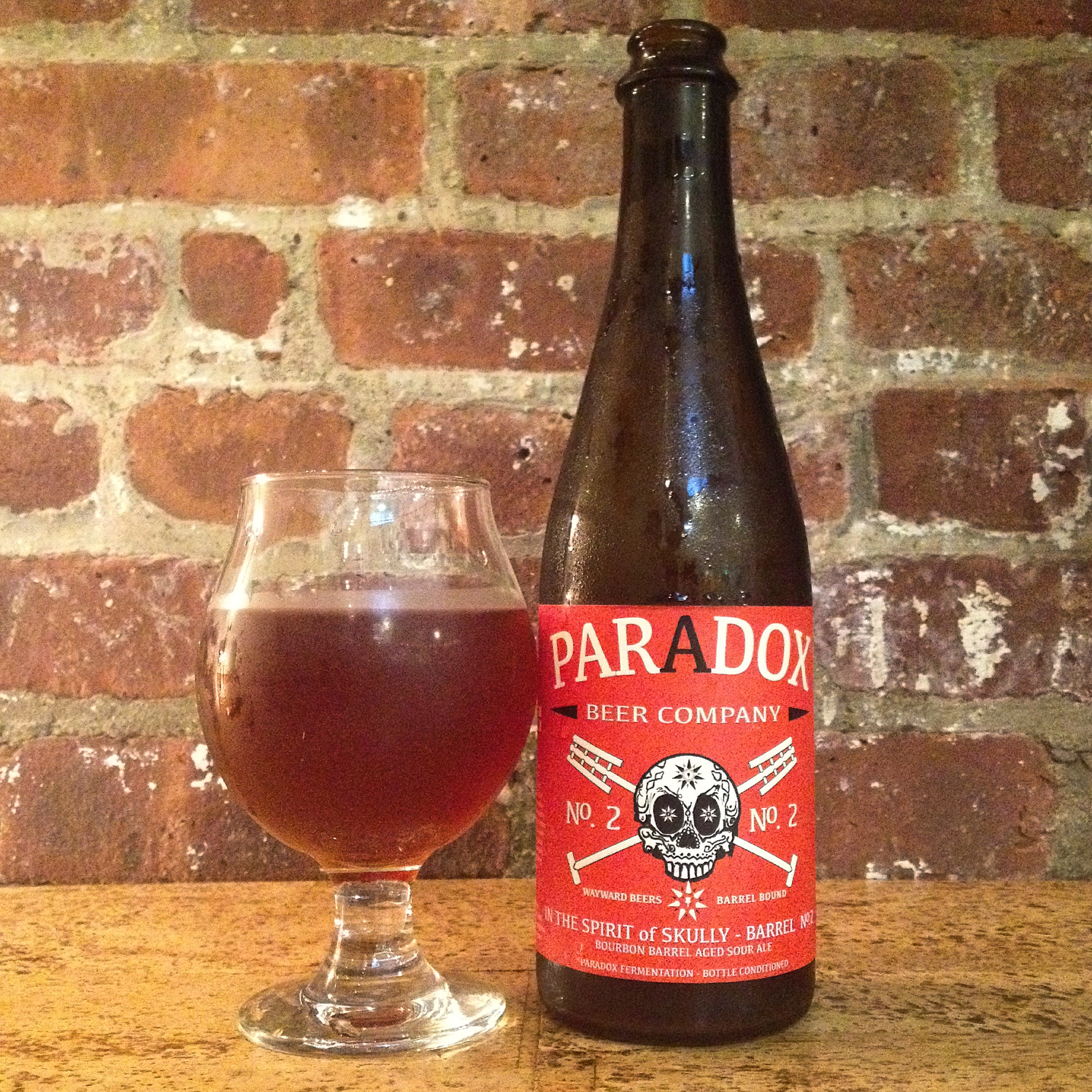 paradox glass bottle company Paradox compass box is a whisky barrel aged imperial stout deep in flavour & high in complexity brewdog's latest wow beer is now in stock at gonzo.