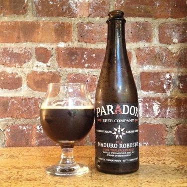 Paradox Beer Company - Maduro Robusto